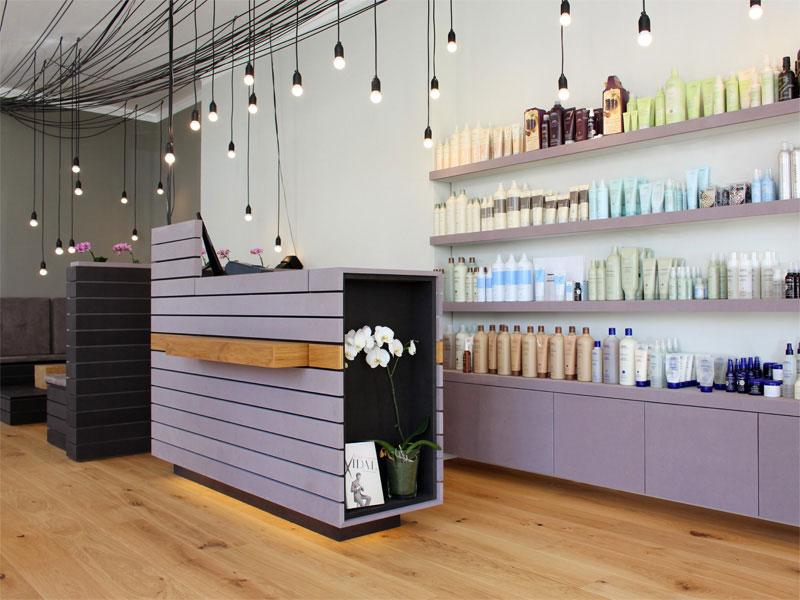 Hair Haus Salonschulung