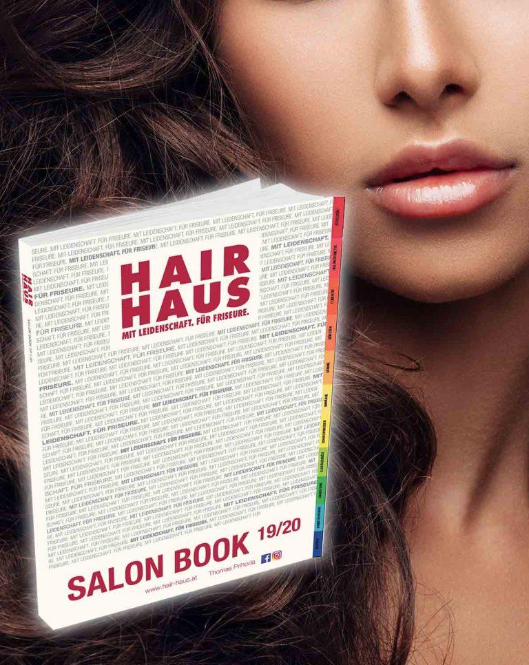 Hair Haus Salon Book